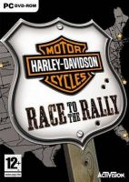SF-GHDRR Harley-Davidson Race to the Rally, PC-CD
