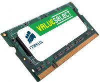 CM3X2GSD1066 CORSAIR® LAPTOP MEMORY2GB DDR3-1066 Notebook Memory