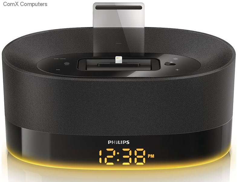 philips ipod dock clock radio instructions