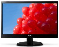 "E2050S AOC 50 Series 20"" Wide LED Monitor"