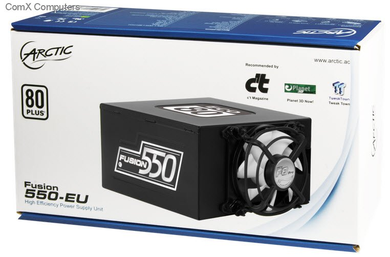 Specification Sheet Ps 550 07a01 Arctic Fusion 500w Power