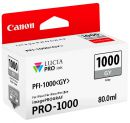 CT-C1000GY Canon PFi-1000GY GraY 80ml Ink
