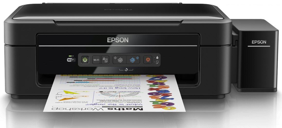Specification Sheet L386 Printer Epson L386 Multifunction
