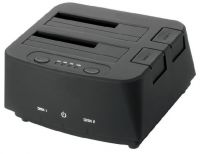 SSTU35 Forcom Dual SATA to USB 3.0 Docking Station