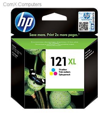 Hp  Color Ink Cartridge