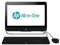 "B5F97EA HP Pro 3520 All-In-One PC with 20"" Screen, Intel Core i3-3220 Processor / Win 8 Pro (64bit)"