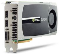 WS096AA HP NVIDIA Quadro 5000 2.5GB Graphics Card