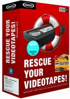 MAG-RYV03-S Magix Rescue Your Videotapes 3 (PC)