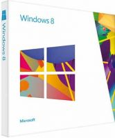 DSP-WIN8-32 Microsoft Windows 8 Multi Language 32-bit Edition - DSP for New Systems