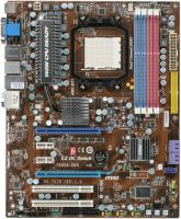 MS-7576-010 MSI 790GX-G65 AMD motherboard