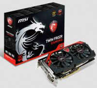 R9270X-GAMING MSI AMD Radeon R9 270X PCI-Express x16 3.0 GDDR5 2GB Graphics card