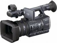 HDR-AX2000 Sony HDR-AX2000 SemiPro HD Handycam Camcorder