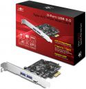 AC-VPC331AC Vantec ugt-PC331AC 3-Port USB 3.0 Type A/C PCIe Host Card