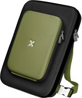 "CB-VWA17-BG VAX vax-1002b Walden 17"" - Black+Green Netbook back pack"