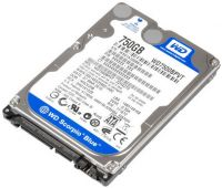 WD7500BPVT Western Digital Scorpio Blue 5400 Series 750GB HDD
