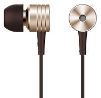 E1003-SG 1MORE CLASSIC Silk Gold Piston Classic In-Ear Headset with Noise Isolation