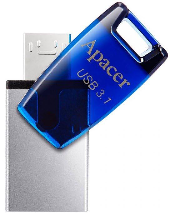 98e708f3e83 AP32GAH179U-1 Gallery image 1  Size  544 (W) x 688 (. Apacer AH179  (AP32GAH179U-1) 32GB USB 3.1 Mobile Flash Drive ...