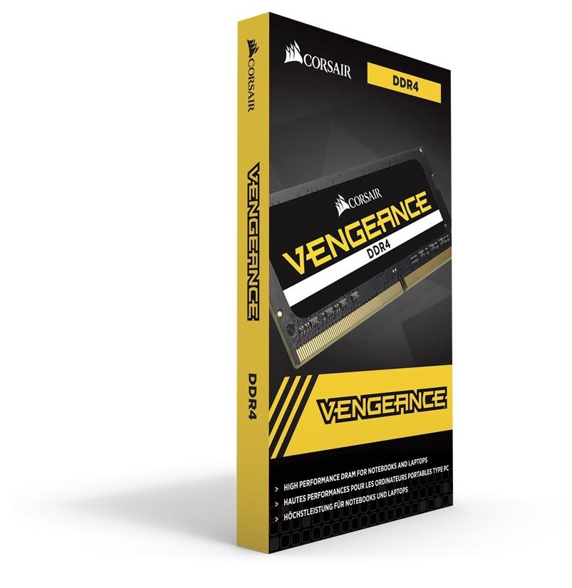 Specification sheet (buy online): ME-C4N8G36C16x4 Corsair venGeance