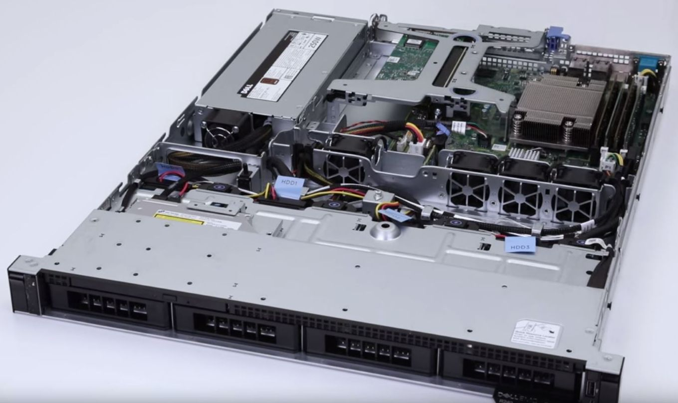 Specification sheet (buy online): PER240M2 Dell PowerEdge