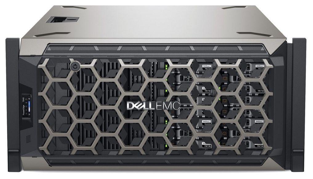 Specification sheet (buy online): T640-BASE-2 5 Dell