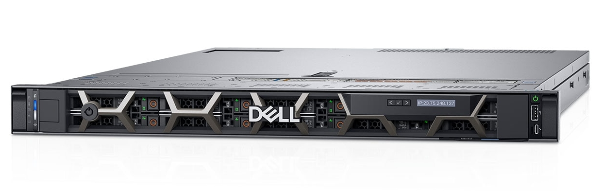 Specification sheet (buy online): R640-BASE# Dell PowerEdge