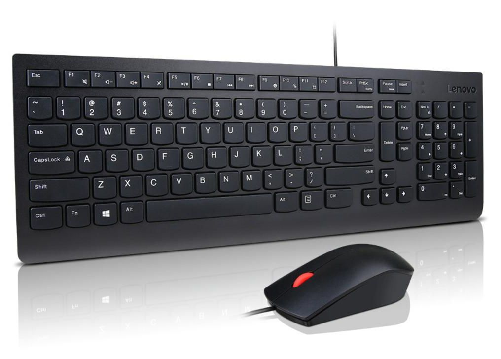 specification sheet buy online lenovo 4x30l79883 lenovo essential wired keyboard and mouse. Black Bedroom Furniture Sets. Home Design Ideas