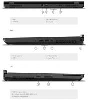 LENOVO P52 20M9001TZA Lenovo Thinkpad P52 8th gen
