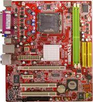 MSI MS Socket LGA Motherboard