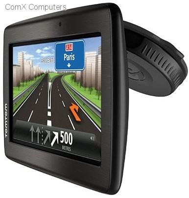 Specification sheet (buy online): TOMTOM VIA 135 TomTom Via 135 GPS