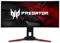 "ACER PREDATOR MONITOR UM.CZ1EE.P03 Acer Z35Pbmiphz Predator 35"" Curved UltraWide WQHD Monitor"