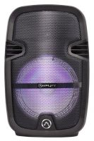 AM-3900-8 Amplify Gladiator 8 Series 8″ Bluetooth Trolley Speaker