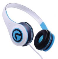 AM2002WB Amplify Freestylers White And Blue Headphones