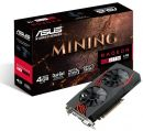 Asus AMD Radeon Mining RX470 4GB GDDR5 256-bit Graphics Card