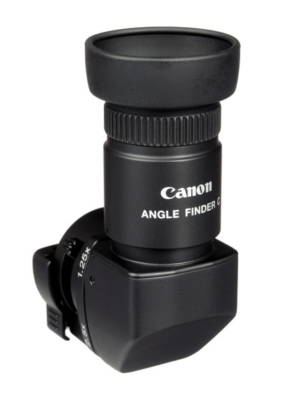 Specification Sheet Buy Online Canon Angle Finder C With Adaptor