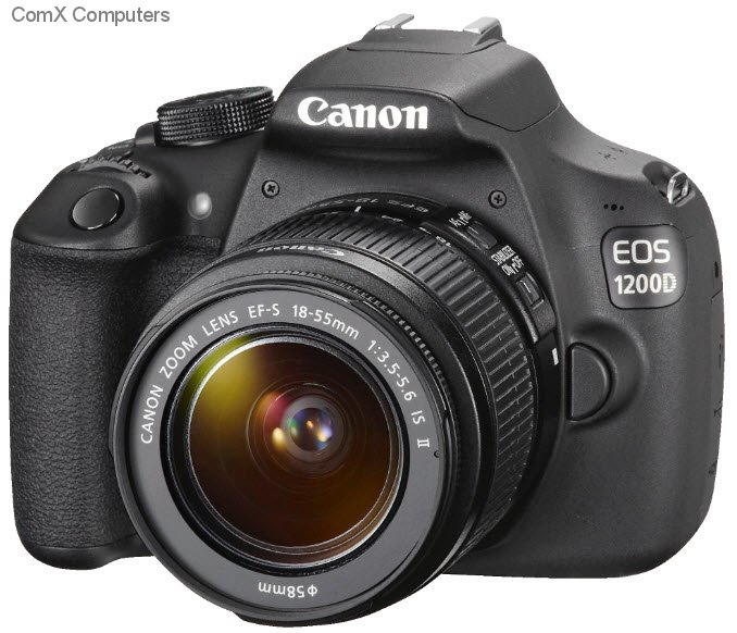 how to connect canon 1200d to wifi