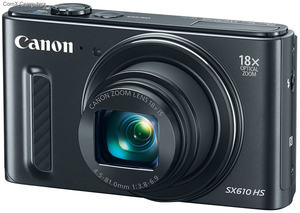 Specification Sheet Buy Online Canon Powershot Sx610hs