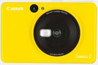 3884C006AA Canon Zoe Mini C Bumble bee Yellow Mobile Instant Camera/Printer