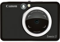 3879C005AA Canon Zoe Mini S Matt Black Mobile Instant Camera/Printer