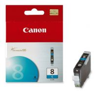 CNCACLI8C Real Color Remanufactured Canon CLI-8C Ink Tank - Cyan *Special*