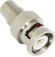 CT5048 Casey BNC male to RCA female connector 10 Per Packet
