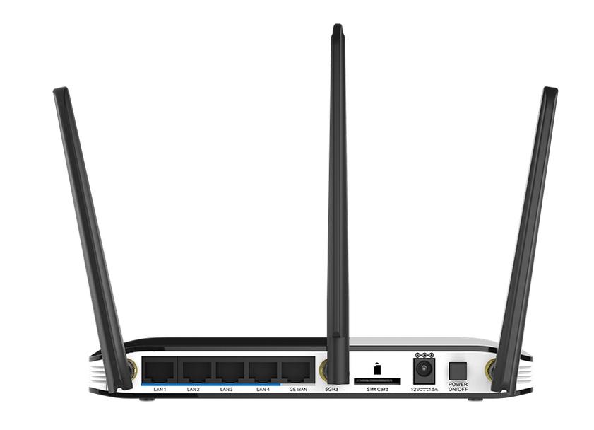 Specification sheet (buy online): DWR-953 D-Link DWR-953 Wireless AC