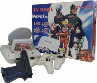 TV-70C (TV-70) Dunherm Super 8-BIT TV Game Console With A/V Cables and games like Duck Hunt , Clays hooting etc.. (3 Month Warranty)