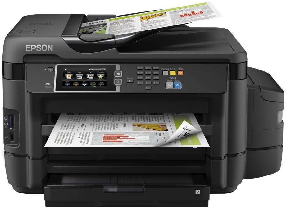 how to put epson printer online