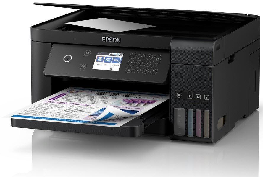Specification sheet (buy online): L6160 Printer Epson L6160