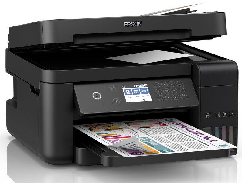 Specification sheet (buy online): L6170 Printer Epson L6170