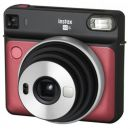 7410103975 Fujifilm instax SQUARE SQ6 Ruby Red Instant Film Camera