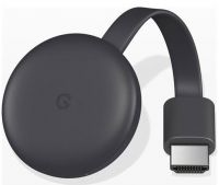 GA00439-GB Google Chromecast 3rd Generation 2018 - Multimedia Streaming Device