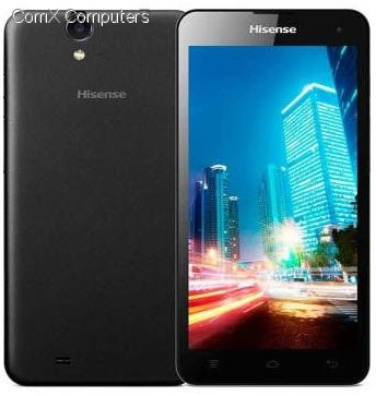 Specification sheet (buy online): HS-U971 HiSense U971 Infinity