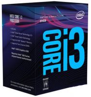 BX80684I38100 Intel Core i3-8100 CoffeelaKe-s 3.6Ghz LGA 1151 Processor