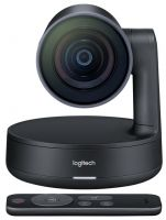 960-001227 Logitech Rally Ultra HD PTZ Camera for Meeting Rooms